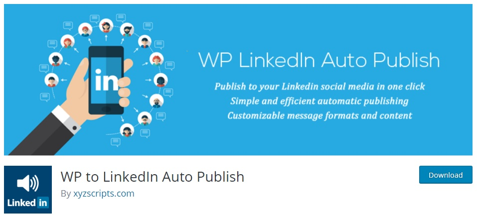 Plugins de LinkedIn para WordPress
