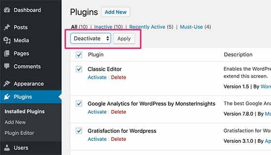 Cómo corregir errores de RSS Feed en WordPress