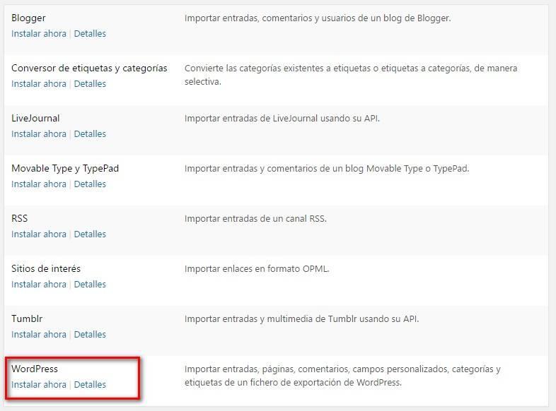 Cómo fusionar dos sitios creados con WordPress sin perder SEO