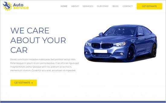 Los mejores temas para un concesionario de automóviles