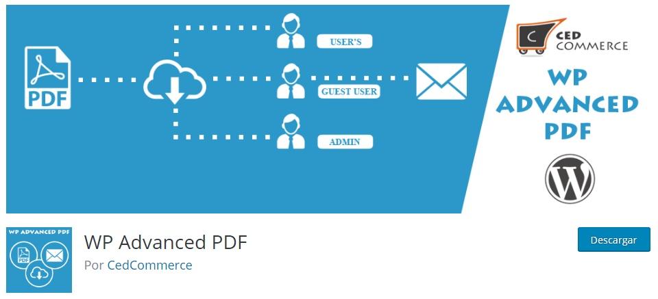 Plugins para colocar archivos PDF en WordPress