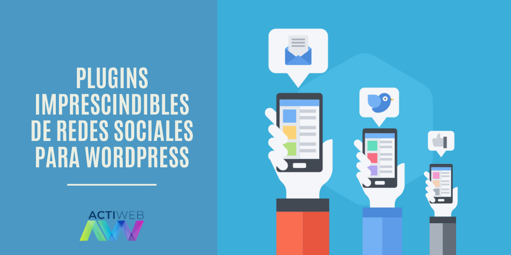 Plugins imprescindibles de redes sociales para WordPress