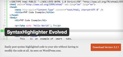 Plugins de WordPress para insertar líneas de código en publicaciones