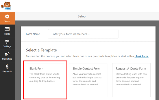 Cómo utilizar un formulario de contrato para firmas digitales de WordPress