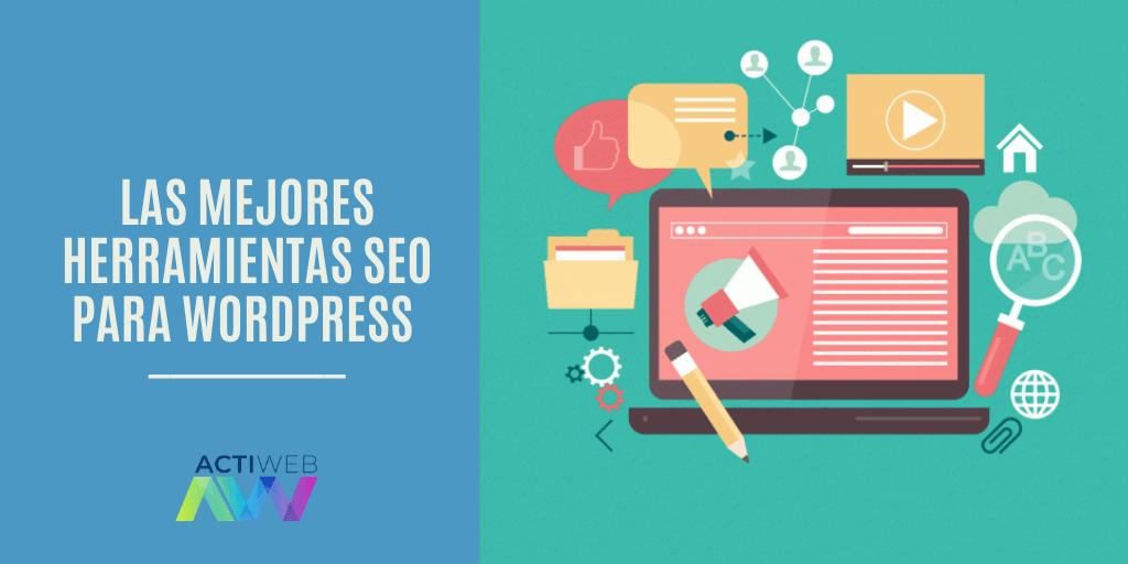 Las mejores herramientas SEO para WordPress que debes utilizar
