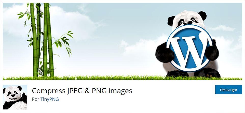 Plugins para comprimir imágenes en WordPress