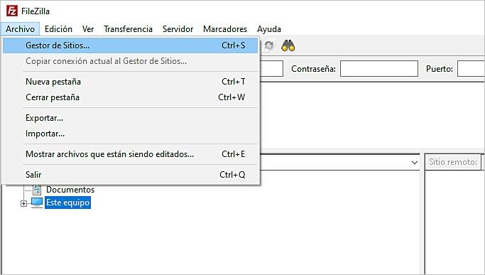 Cómo emplear FTP para subir archivos a WordPress