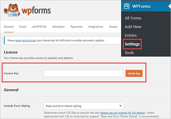 Cómo recibir un mensaje de texto SMS desde un formulario de WordPress