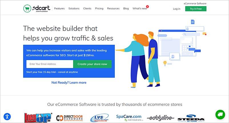 Las mejores plataformas de comercio electrónico